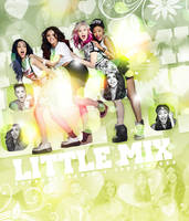 Little Mix // Ft. iGraphicxs by totallyclassic
