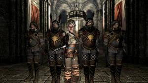 Witcheress of Nilfgaard