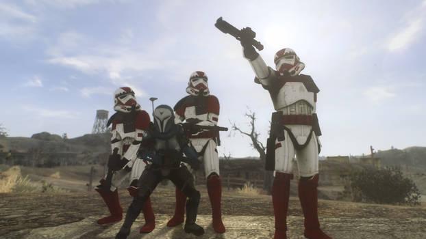 Shocktroopers