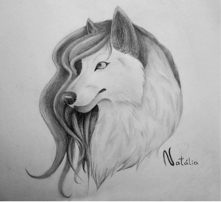 She Wolf by wolfland2