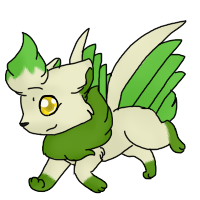 My pokesona drawn by dragonrider1134