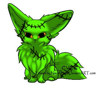 Halloween Fox Jyri by dragonrider1134