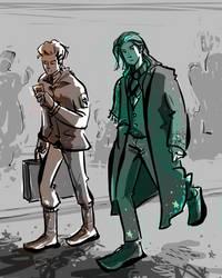 Silas and Nathaniel 2020