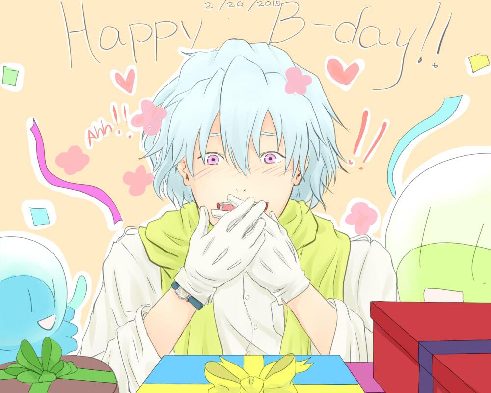 HAPPY BIRTHDAY MY SON by mikai02