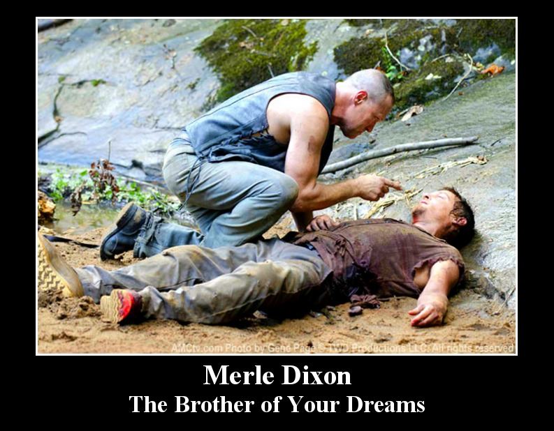 Merle Dixon, Dream Brother by Chimera64