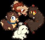 Random Chibi Critters ~ Closed!