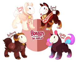 Bombo Flatsale [CLOSED] by Milkynan