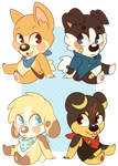Puppies for Sale ~ CLOSED