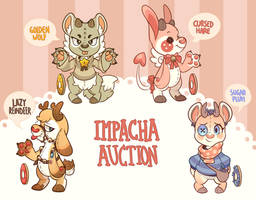 Holiday Impacha Auction ~ CLOSED by Milkynan