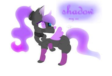 Shadow by galaxy-gamer-1234