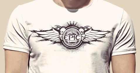 Epic - Tshirt Design