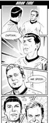 Star Trek TOS Amok time by IrvinIS