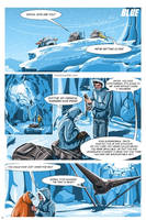To warm the Vulcan (Blue)/ Pg.1 ENG