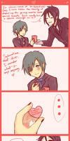 His Butler - Valentine's Day