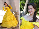 belle - beauty and the beast -