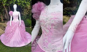 Pink Fairy Tale Dress I