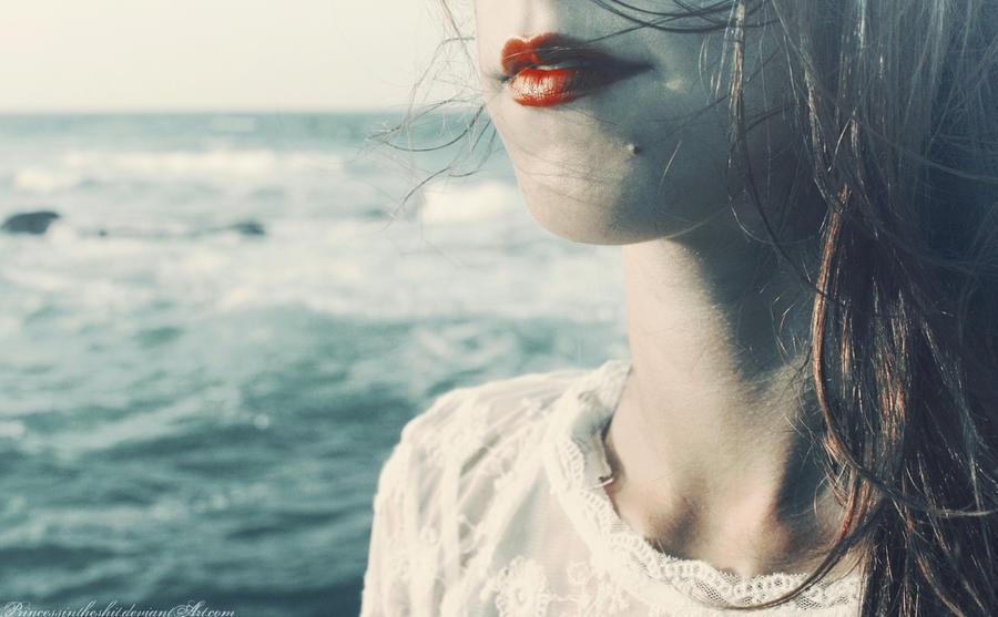 Le silence de la mer by PrincessInTheShit