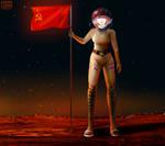 cosmonaut of the ussr - Ulyana