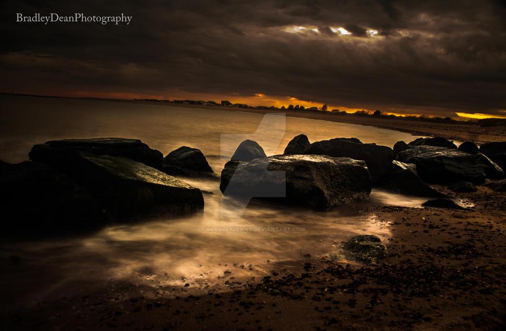 Silky Water Effect by BradleyDeano
