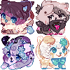 some pixels by ariamisu