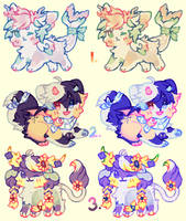 pastel collab adopts CLOSED by ariamisu