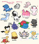 Pokemon from memory part 3