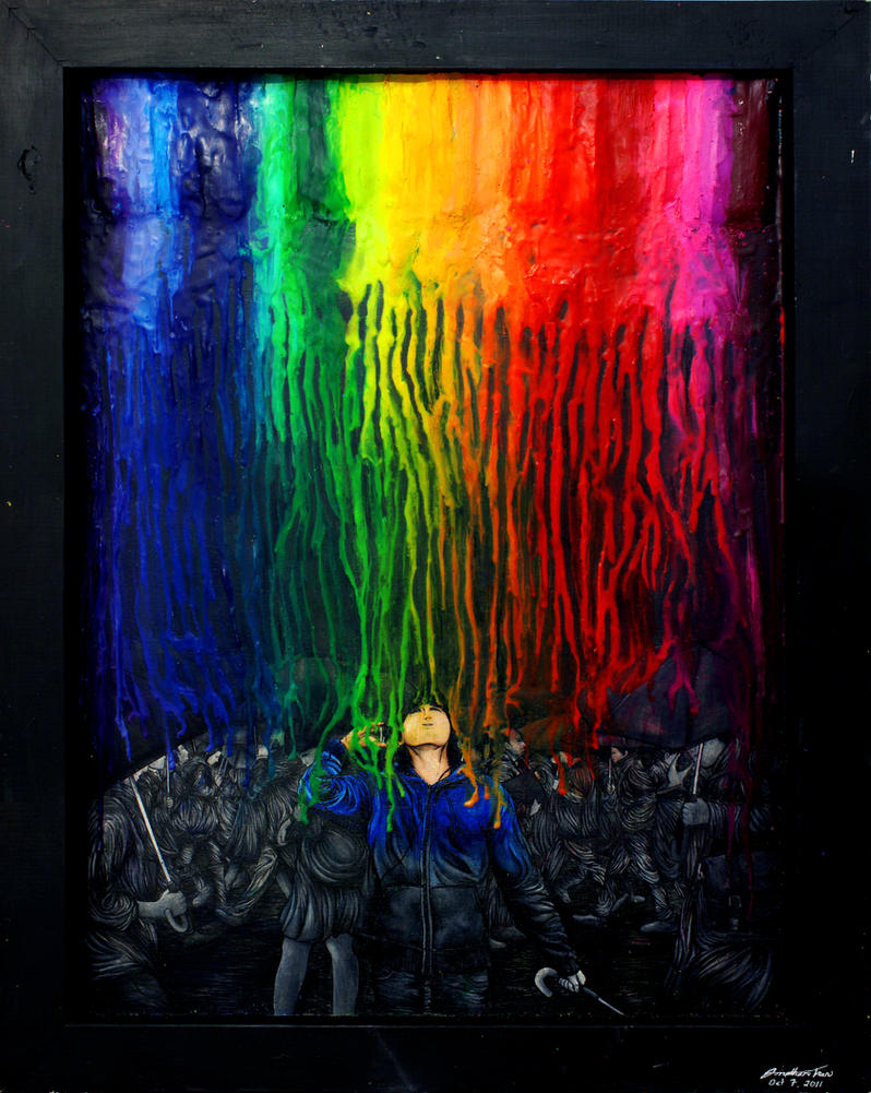 Life in Colour by JonJTran