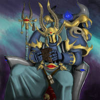 Ahriman and the Rubrics Cube