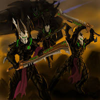 Blitzkrieg by Protocol-9