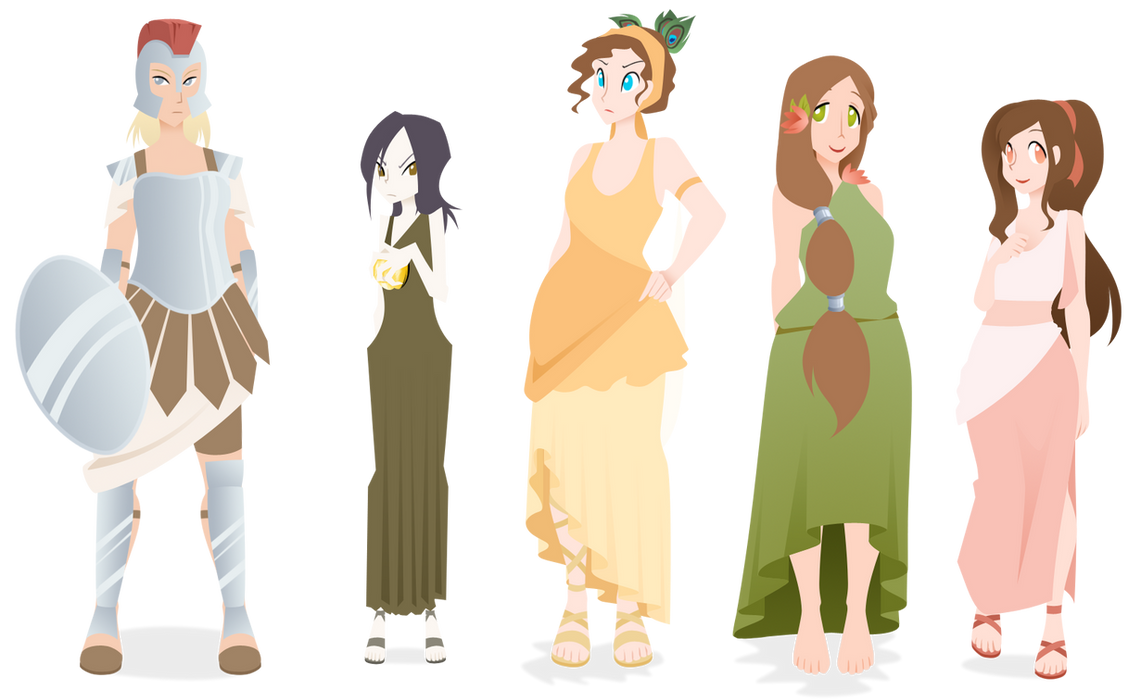 Hera Greek Goddess Cartoon Hera greek goddess cartoon
