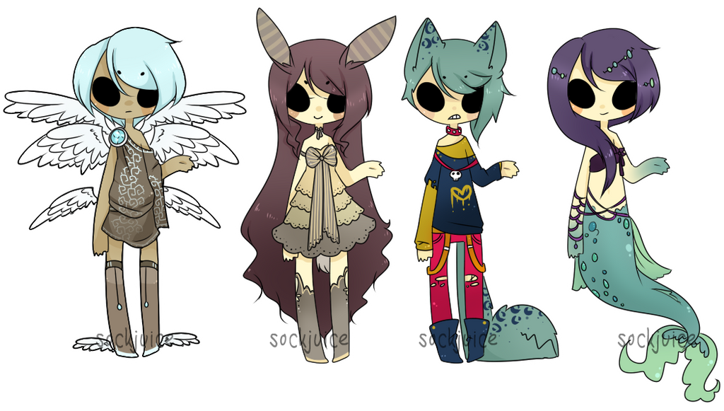 [choose your own palette adopts] [DONE] by sockjuice