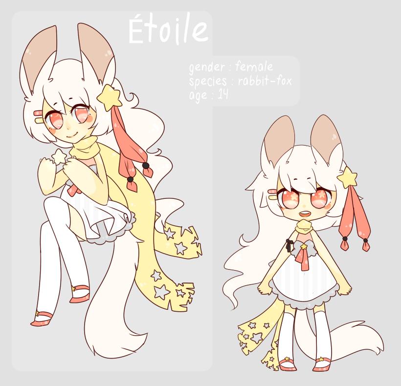 [ mascot : etoile ] by sockjuice