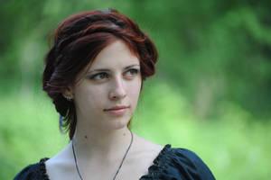 Forest Witchcraft Portrait 2 by Anariel-Stock