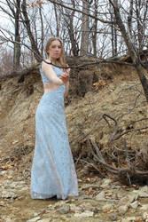 Blue Princess 3 by Anariel-Stock