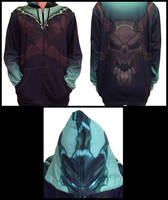 Thresh Actual Hoodie by DrippingSin