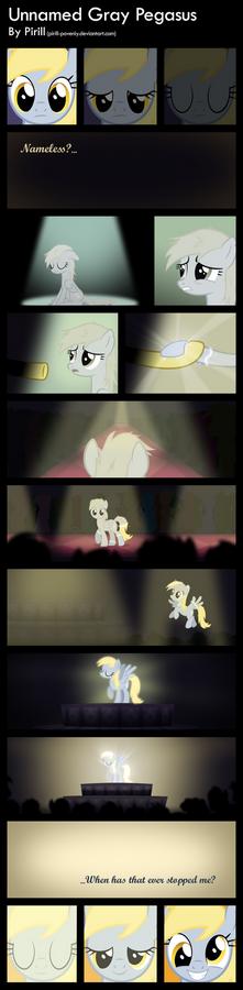 Unnamed Gray Pegasus