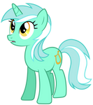 Lyra Vector (+Cutie Mark)