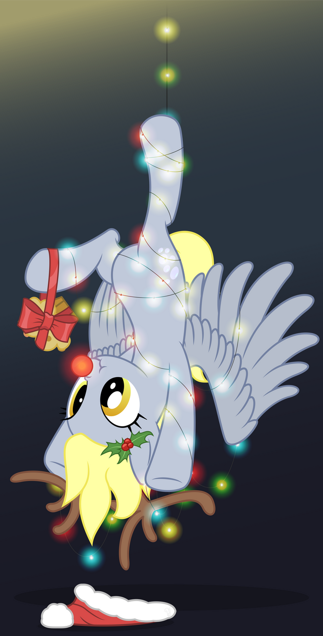 Hearth's Warming Derp by Pirill-Poveniy