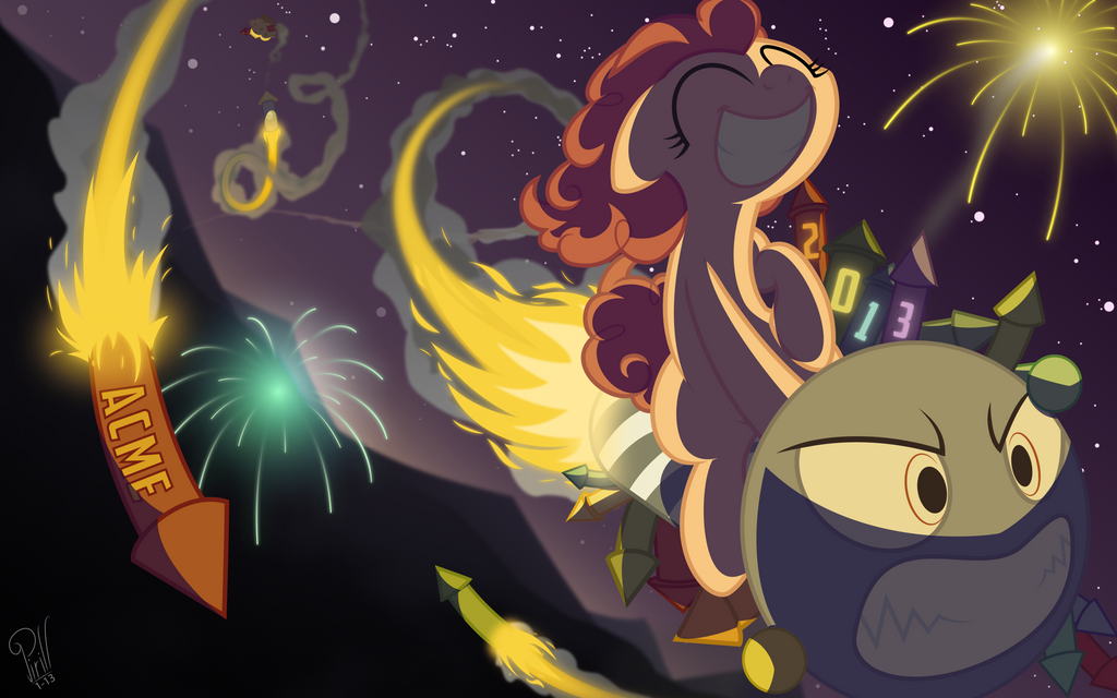 Happy New Year! by Pirill-Poveniy