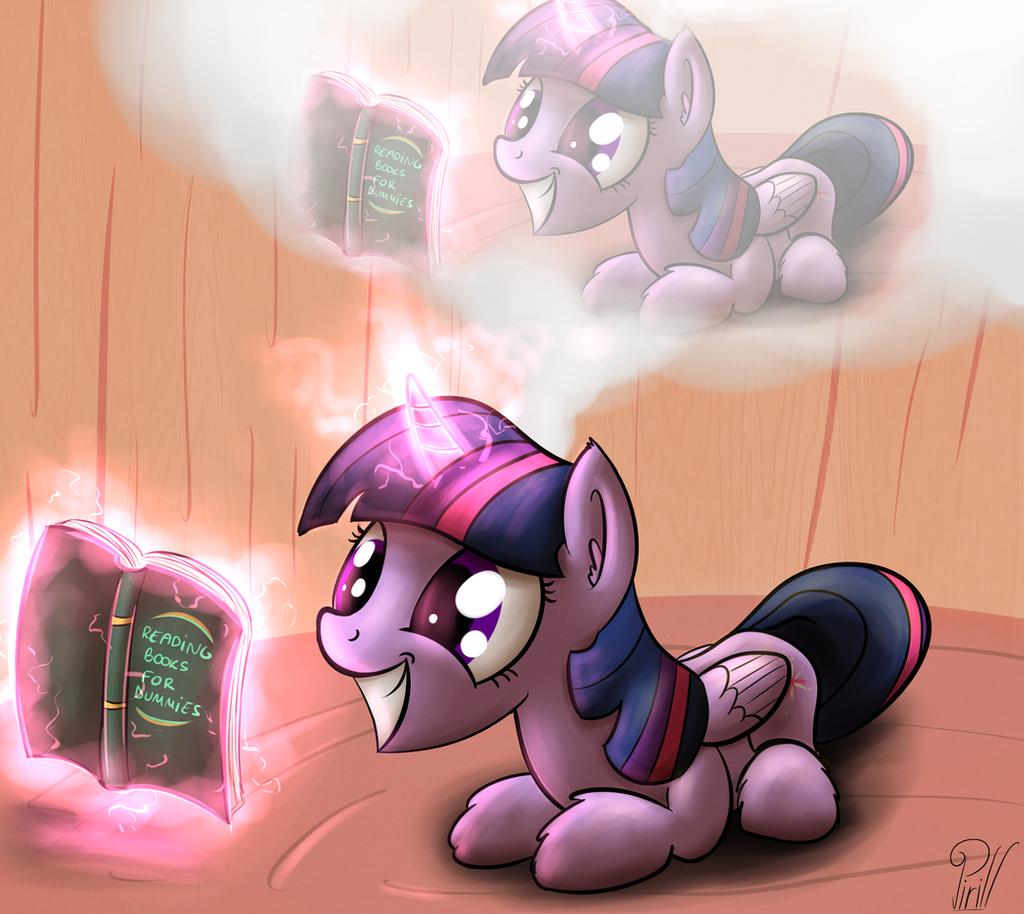TMAC - Twilight Reading by Pirill-Poveniy