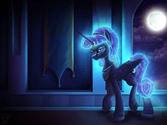 Alternate Luna by Pirill-Poveniy