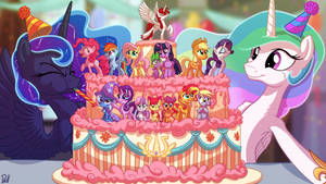 Seven Years of Friendship, Magic, and Ponies