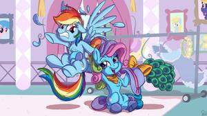 Double Rainbow by Pirill-Poveniy
