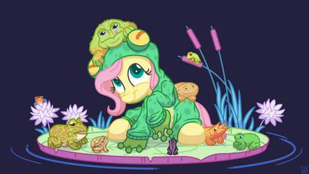 Froggy Flutters