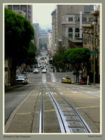 Streets of San Francisco by AmberSunset