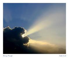Shining Through by AmberSunset