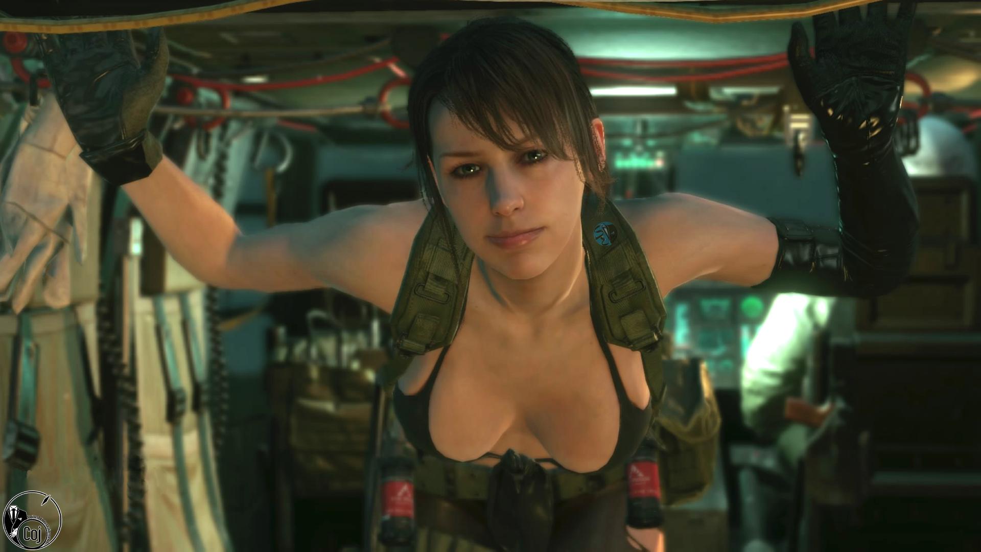 Metal Gear Solid V The Phantom Pain Se Actualiza Para