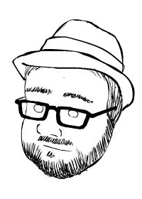 self protrait sketch by fidgetwidget