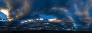 Morning Clouds by Lasqueti-Ronnie
