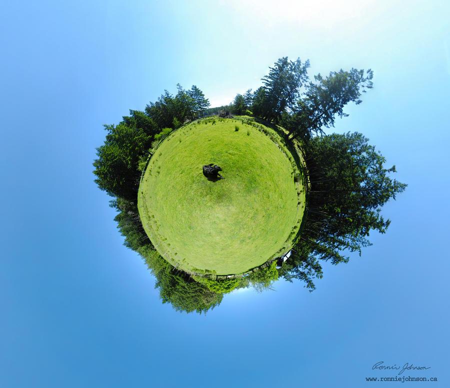 Mini World - The Farm Fields by Lasqueti-Ronnie
